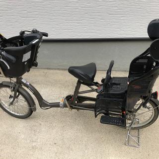 3人乗り自転車 asahi