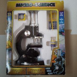 小型顕微鏡 美品
