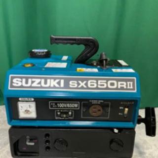 整備済 発電機 SUZUKI  SX650R2