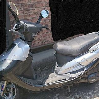 SYM ATTLA 125cc sym バイク