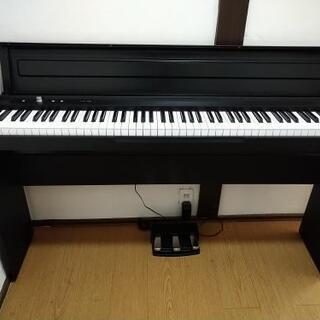はぴさんに決定しました。電子ピアノ