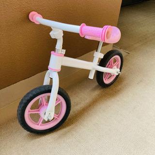 ストライダー風 自転車 キッズバイク