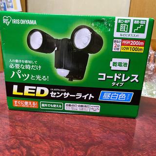 LEDシーリングライト 防犯センサーライト