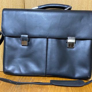 【ネット決済】革製メンズバッグ