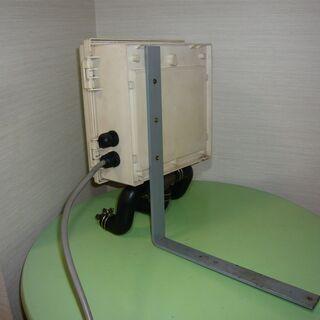 【浄化槽ブレーカー】散気・逆洗 切り替え装置 ブロワ エアポンプ 安永製? - その他
