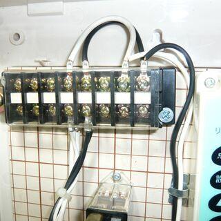 【浄化槽ブレーカー】散気・逆洗 切り替え装置 ブロワ エアポンプ 安永製? - 売ります・あげます