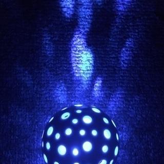 USBで動くLEDライト(ブルー)