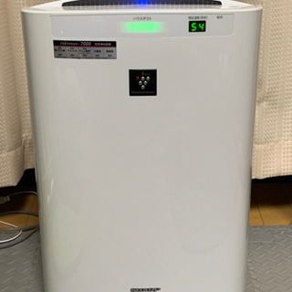 シャープ 空気清浄機 プラズマクラスター7000