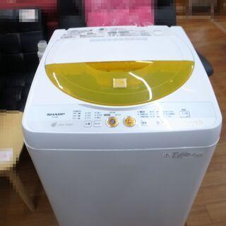 シャープ 4.5kg洗濯機 ES-45E6 2011年製