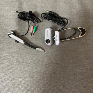 【ネット決済】BUFFALOのwebカメラ・マイクセット