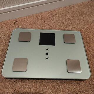 体重体組成計 プロポスキャンミニ 体重計