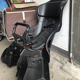 自転車用子供乗せる椅子 引き取り限定 OGK