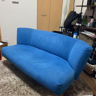 ソファ イデー KAIソファー IDEE ブルー