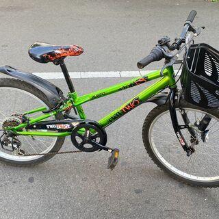 AVIGO  TWO TWO 22インチ マウンテンバイク…