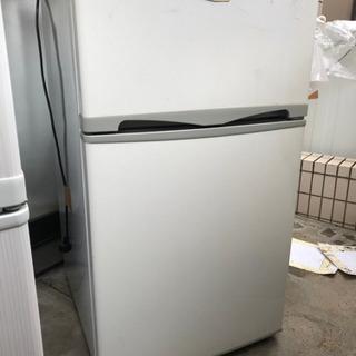 受付終了 2016年製 2ドア冷蔵庫