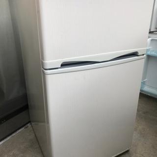 受付終了 2ドア 冷蔵庫