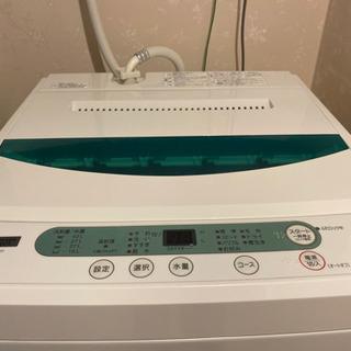 安くお譲りします【洗濯機】 - 家具