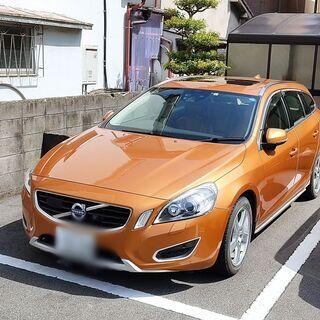 <ミッションオイル 交換済> 装備最高 Volvo V60 ドラ...