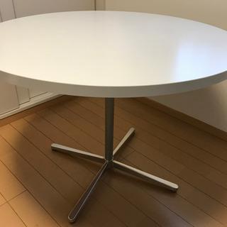 IDEEのの大きめ丸テーブル