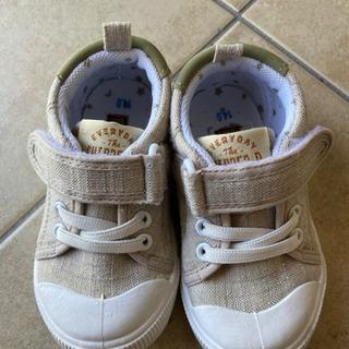 女の子靴 14cm 美品中古(⑅•ᴗ•⑅)◜..°♡