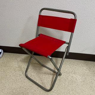 アウトドア椅子4つセット!ローチェア