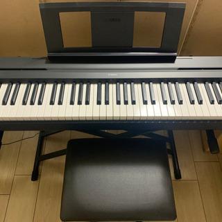 YAMAHA 電子ピアノ P-45