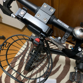 ULTRA LIGHT EーBIKEトランスモバイリー❤︎アシスト自転車❤︎美品 - 家具