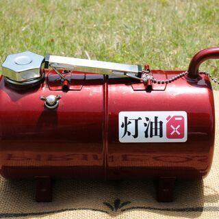灯油、ガソリン携行缶 中古品