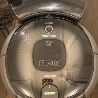 TOSHIBA ロボット掃除機 スマーボ