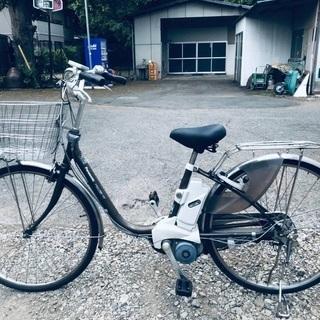 ♦️EJ747B 電動自転車
