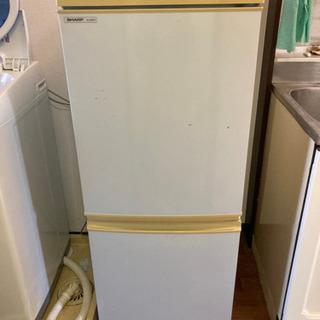 シャープ冷蔵庫 2007年製