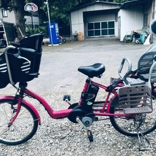 ♦️EJ749B 電動自転車