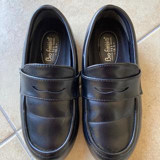 男の子靴 19cm 黒靴 入学式 結婚式など(⑅•ᴗ•⑅)◜..°♡
