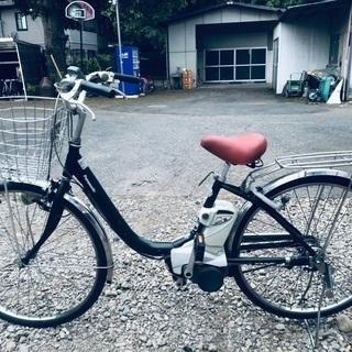 ♦️EJ751B   電動自転車