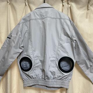 ビッグボーン(bigborn) 空調風神服 長袖ブルゾン …