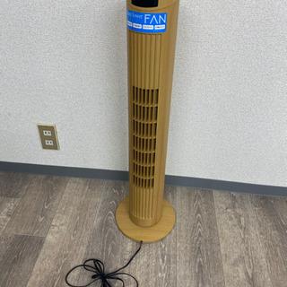 スリムファン 扇風機 タワーファン EFT-1603 2018年製 菊