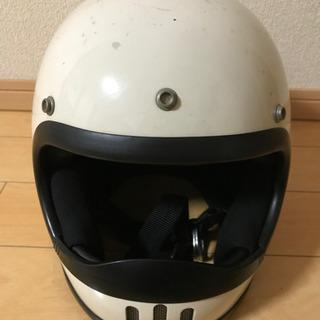 ヴィンテージ風ヘルメット