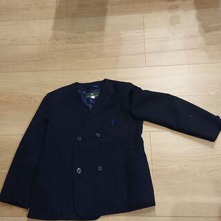 【ネット決済・配送可】130cm小学校制服 (共用)