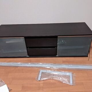 IKEA TOBO170センチ幅テレビ台