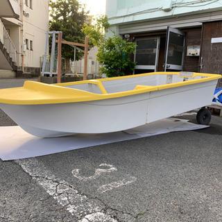 【ネット決済】アカシ 2分割ボート