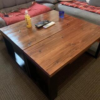 ハンドメイドテーブル