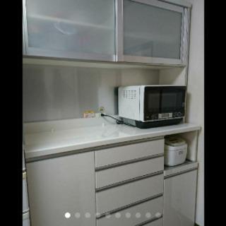 【ネット決済】パモウナ食器棚 1400
