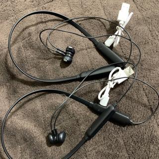 【2セット】新品未使用 Bluetooth ワイヤレスイヤホン イヤフォン高音質 − 神奈川県