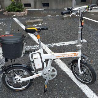 折り畳み電動アシスト自転車 Airwheel R5