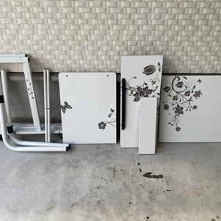 尼崎引き取り限定 PCモニター、キーボード台 − 兵庫県