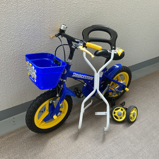 【交渉中】自転車 子供 ブリヂストン 12インチ トイラン…