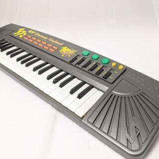37鍵 エレクトロニック キーボード