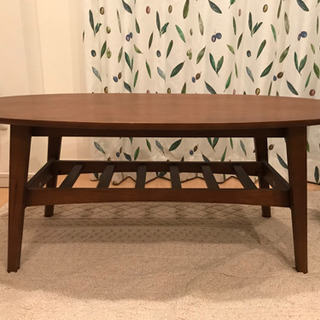 【中古】ローテーブル - 家具
