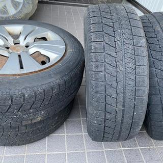 タイヤ 差し上げます。