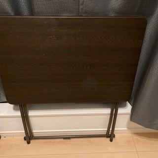 折り畳みテーブル - 葛飾区